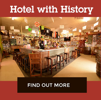 Find out about the history of the Silverton Hotel