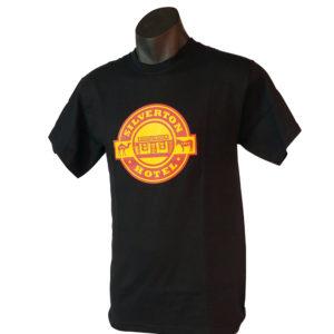Black Silverton Hotel tshirt