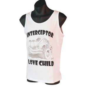 Interceptor love child singlet
