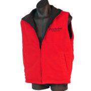 Red & Black vest
