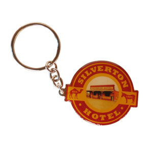 Silverton Key ring