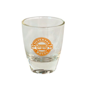 Silverton Shot glass