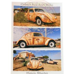 Silverton VW Postcard
