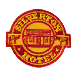 Silverton CLoth Patch