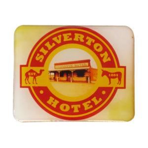 Silverton Fridge Magnet