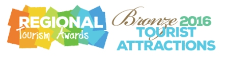 2016 Regional Awards Tourist Attractions Bronze